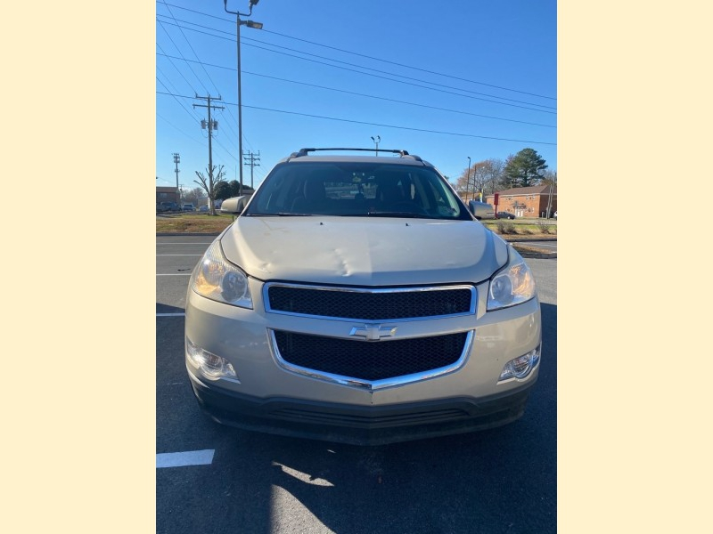 CHEVROLET TRAVERSE 2011 price $5,500
