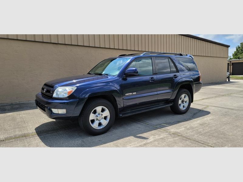 Toyota 4RUNNER 2005 price 10495