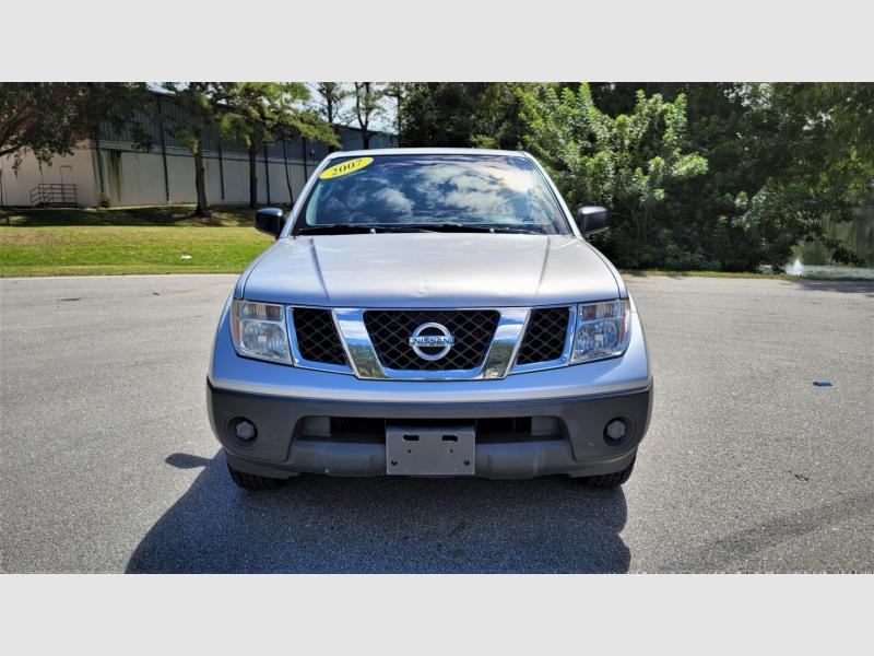 Nissan FRONTIER 2007 price $7,295