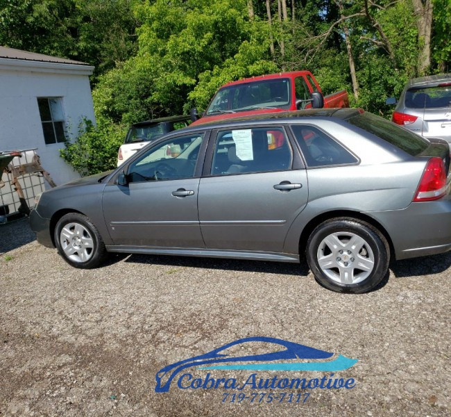 CHEVROLET MALIBU 2006 price Call for Pricing.