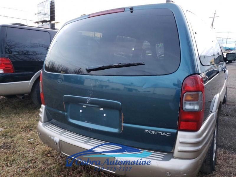 PONTIAC MONTANA 2002 price Call for Pricing.