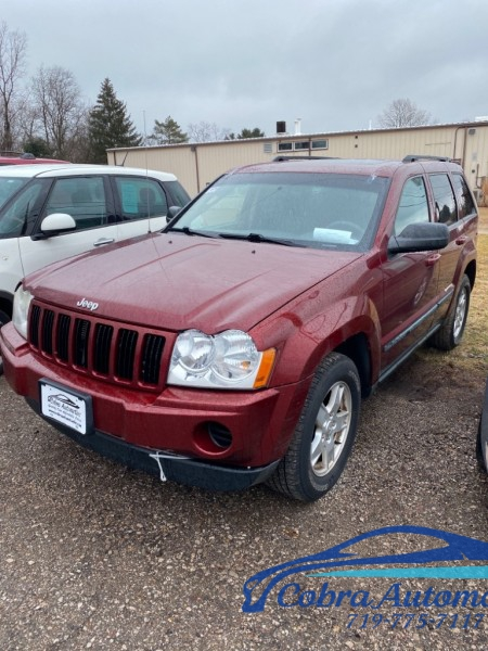 JEEP GRAND CHEROKEE 2007 price $3,995