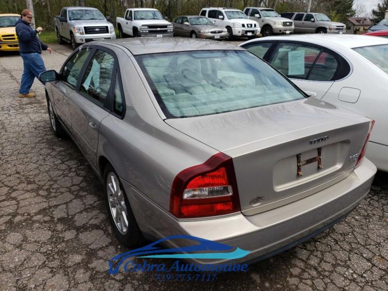 VOLVO S80 2002 price $4,495