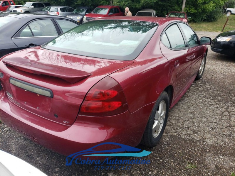 PONTIAC GRAND PRIX 2004 price $2,495