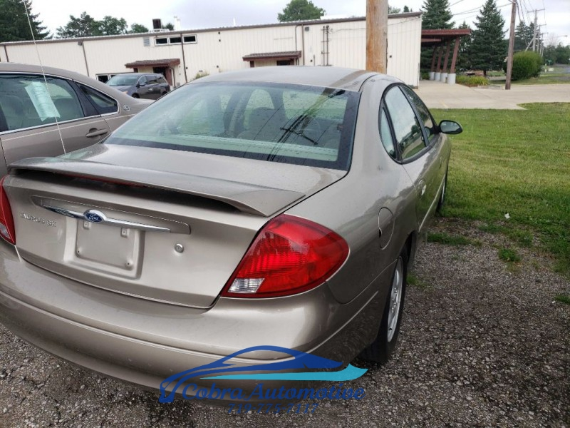FORD TAURUS 2003 price Call for Pricing.