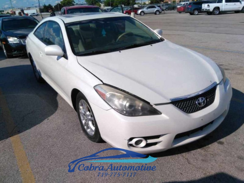 TOYOTA CAMRY SOLARA 2008 price Call for Pricing.