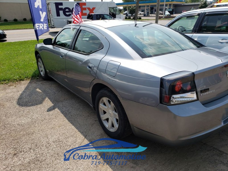 DODGE CHARGER 2007 price $4,995