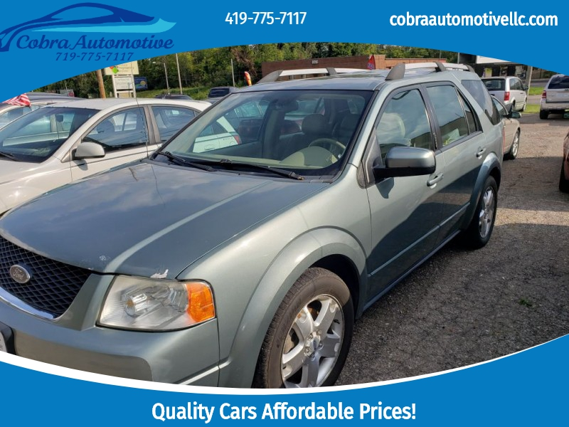 FORD FREESTYLE 2005 price $4,495