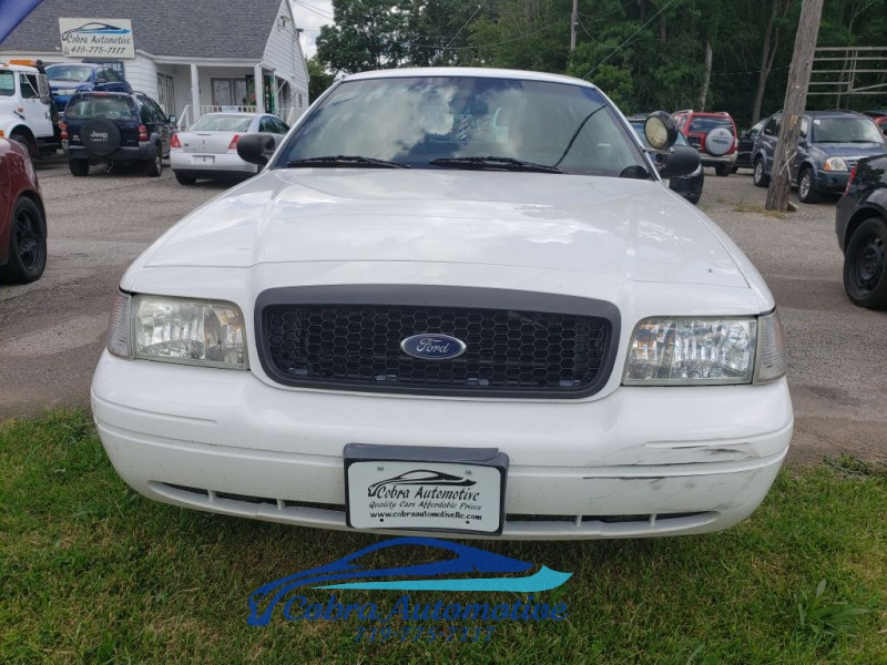 FORD CROWN VICTORIA 2011 price $5,995