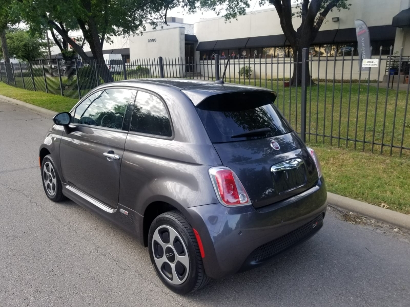 Fiat 500e 2015 price $6,999 Cash