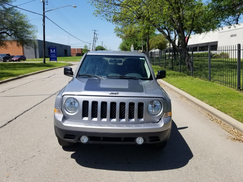 Jeep Patriot 2016 price $8,499 Cash