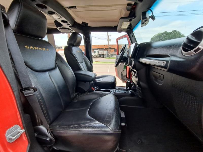 Jeep Wrangler Unlimited 2014 price $29,999 Cash