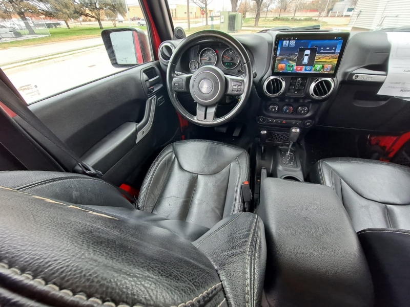 Jeep Wrangler Unlimited 2014 price $24,499 Cash