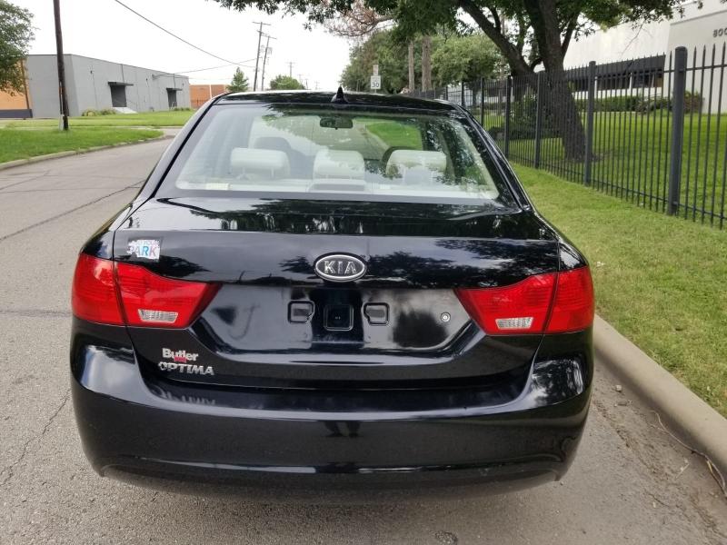 Kia Optima 2010 price $4,999 Cash