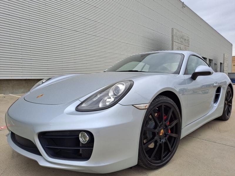 Porsche Cayman 2014 price $44,999 Cash