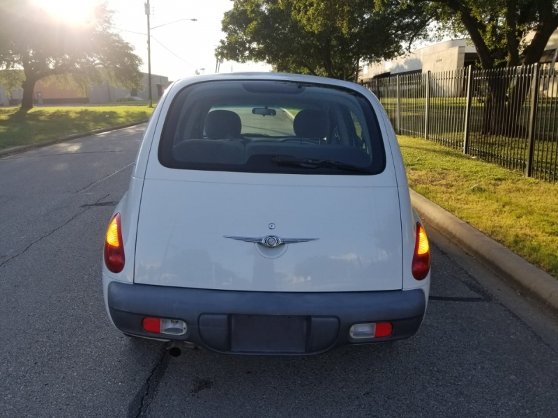 Chrysler PT Cruiser 2002 price $2,999 Cash