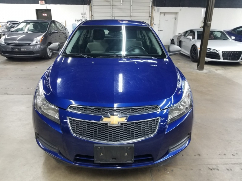 Chevrolet Cruze 2012 price $6,999 Cash