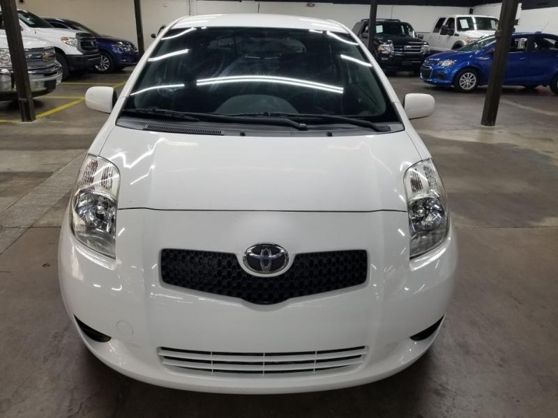 Toyota Yaris 2007 price $4,299 Cash