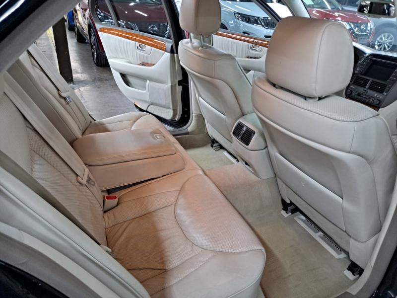 Lexus LS 430 2003 price $7,499 Cash