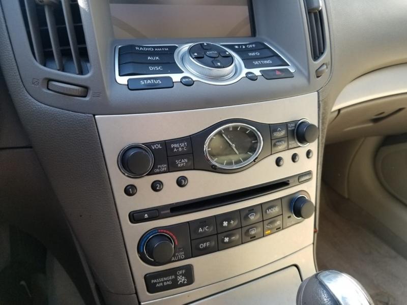 Infiniti G35 Sedan 2008 price $7,999 Cash