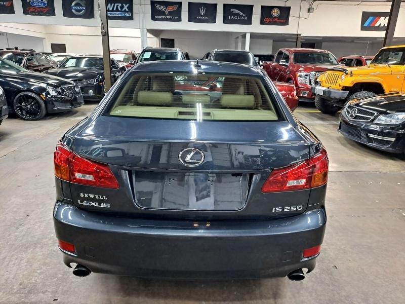 Lexus IS 250 2008 price $9,499 Cash