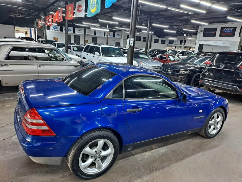 Mercedes-Benz SLK-Class 1998 price $6,999 Cash