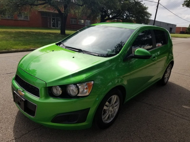 Chevrolet Sonic 2016 price $7,999 Cash