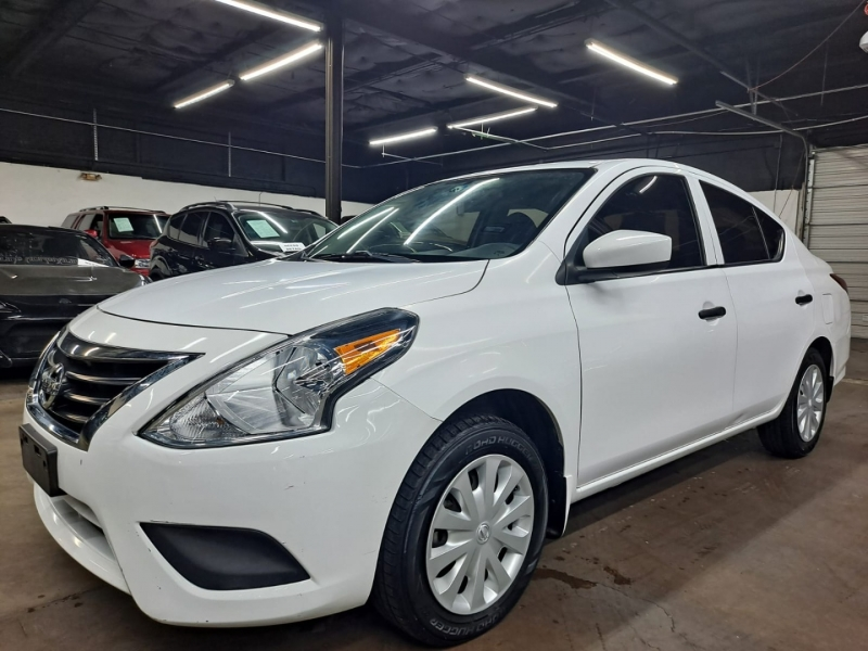 Nissan Versa 2016 price $6,999 Cash