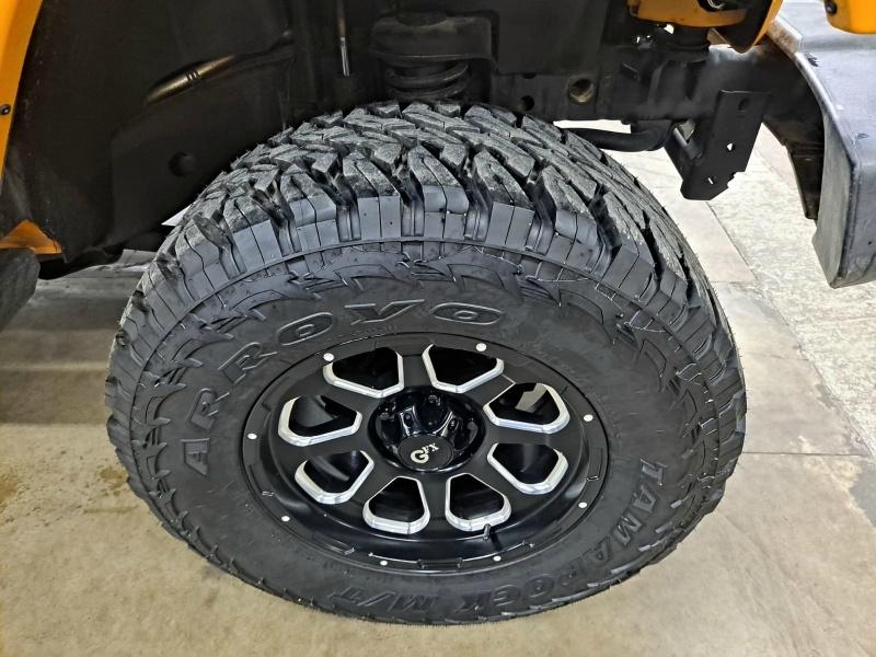 Jeep Wrangler 2012 price $20,999 Cash