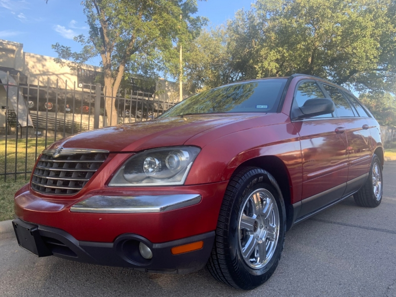 Chrysler Pacifica 2005 price $3,499 Cash