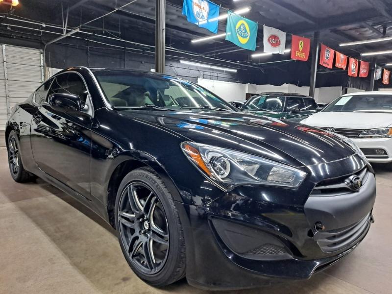 Hyundai Genesis Coupe 2013 price $10,999 Cash
