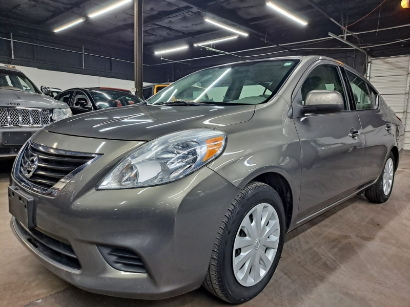 Nissan Versa 2014 price $6,499 Cash