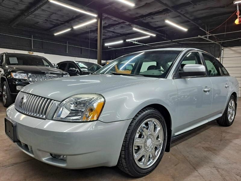 Mercury Montego 2007 price $6,999 Cash