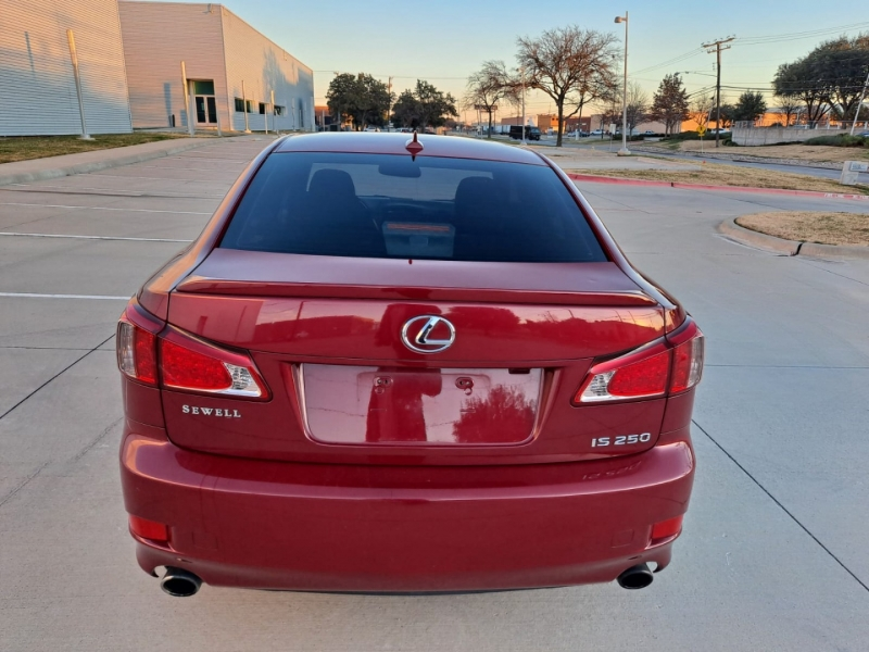 Lexus IS 250 2012 price $13,999 Cash