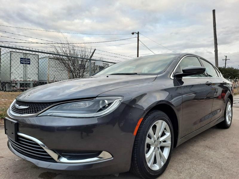 Chrysler 200 2015 price $7,999 Cash