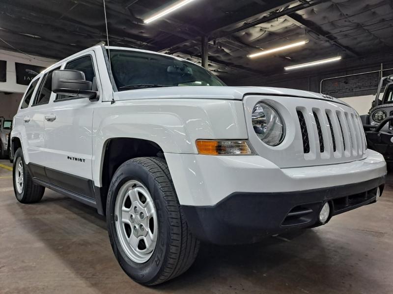 Jeep Patriot 2016 price $7,999 Cash