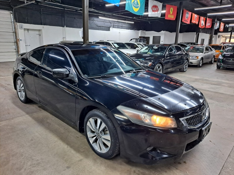 Honda Accord Cpe 2009 price $7,499 Cash