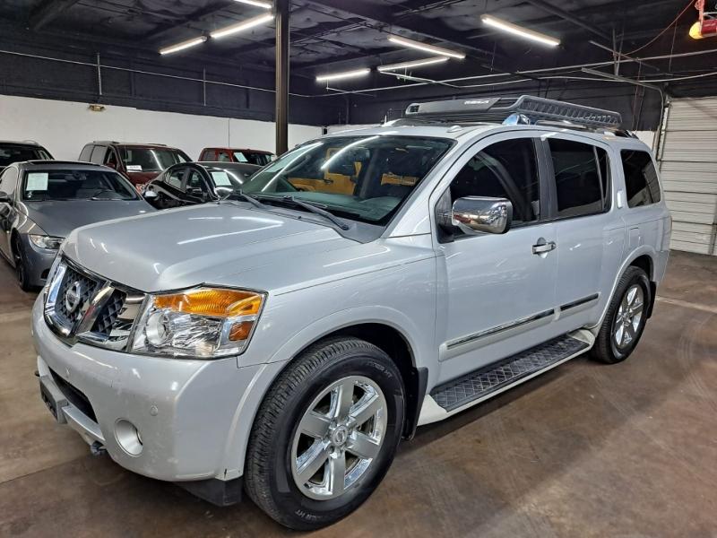 Nissan Armada 2011 price $9,499 Cash