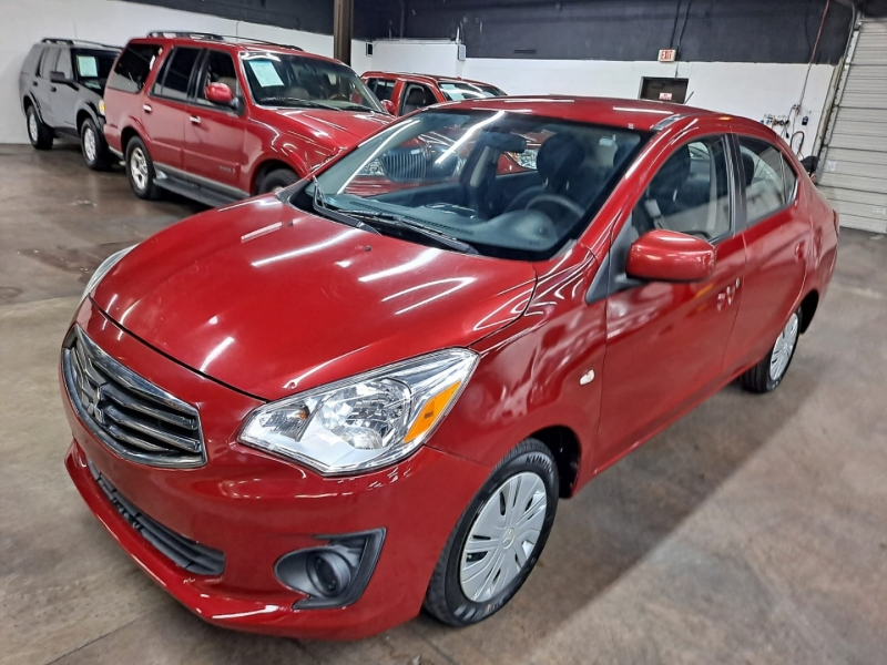 Mitsubishi Mirage G4 2017 price $7,999 Cash