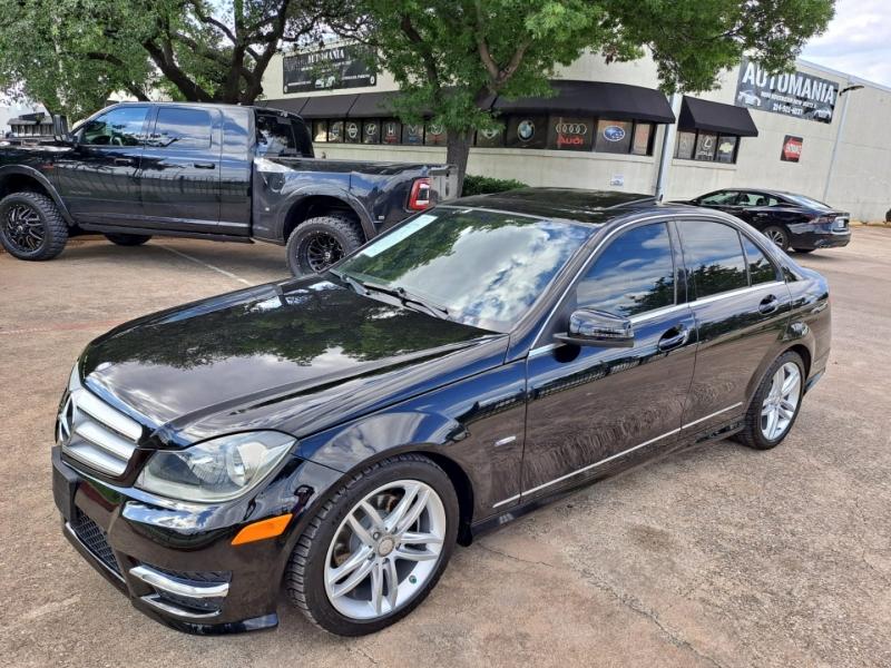Mercedes-Benz C-Class 2012 price $13,999 Cash