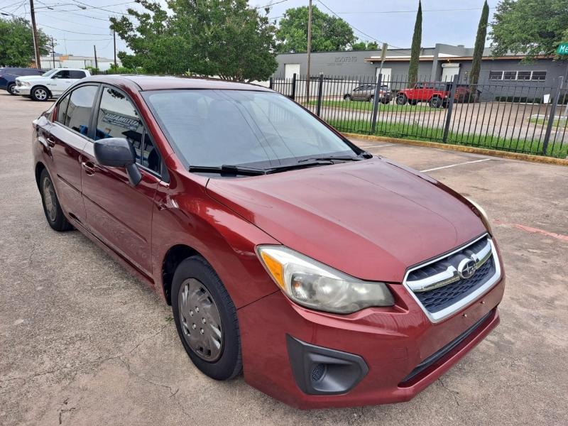 Subaru Impreza Sedan 2012 price $8,499 Cash