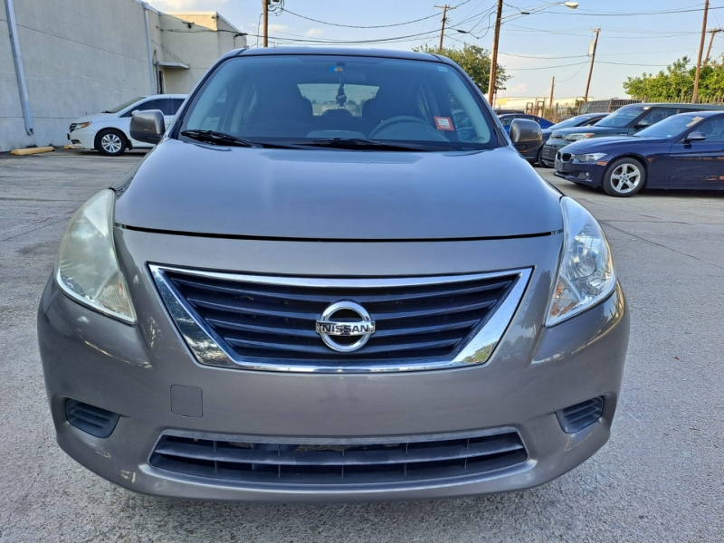 Nissan Versa 2012 price $6,499 Cash