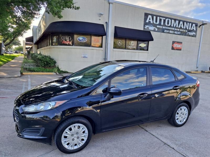 Ford Fiesta 2016 price $7,399 Cash