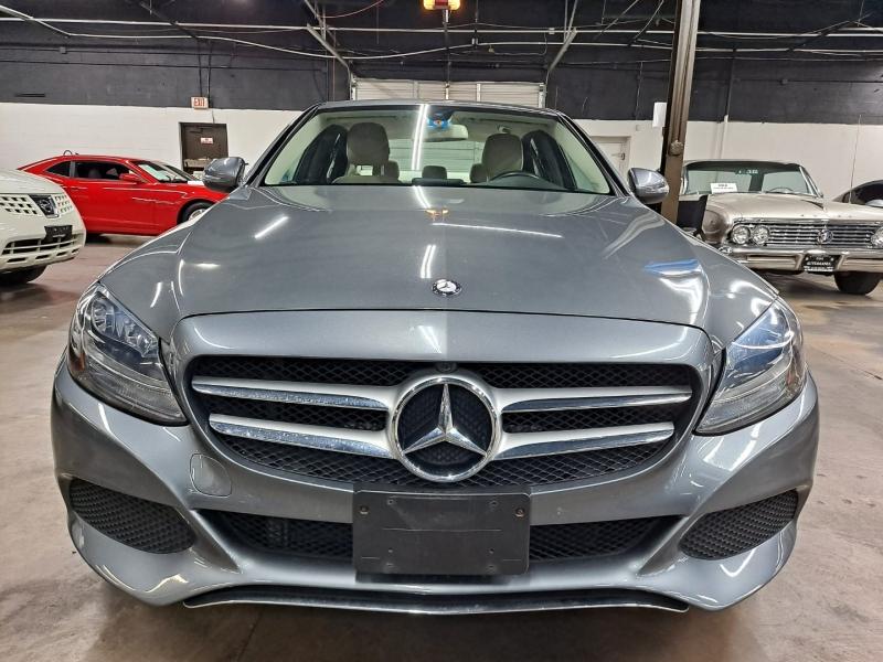 Mercedes-Benz C-Class 2017 price $25,999 Cash