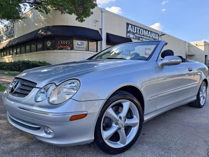 Mercedes-Benz CLK-Class 2005 price $9,999 Cash