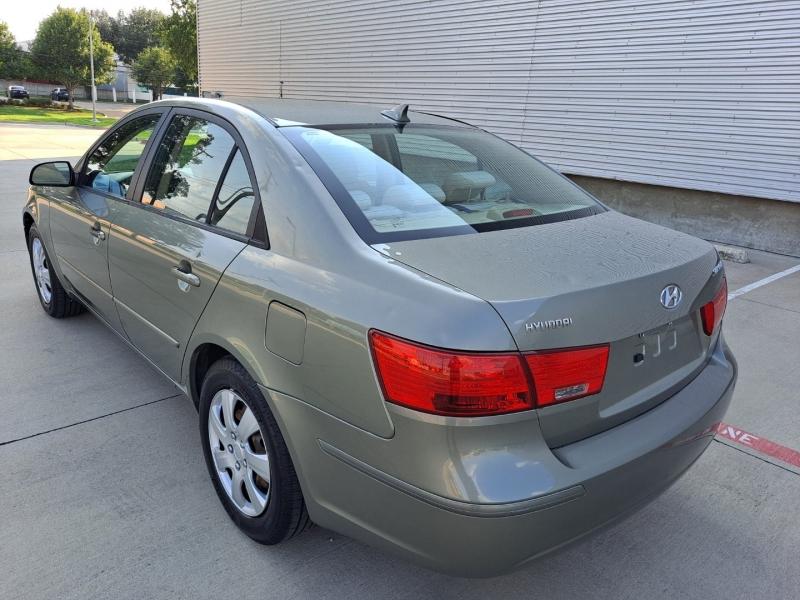Hyundai Sonata 2010 price $6,499