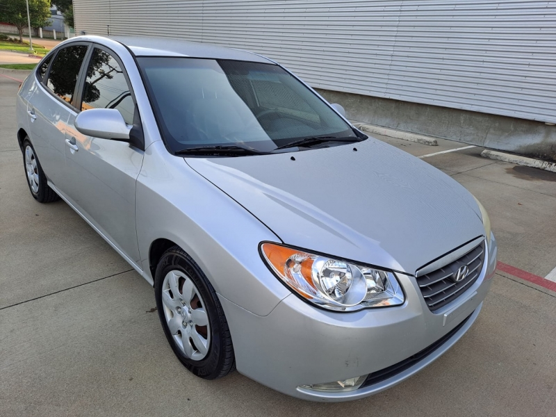 Hyundai Elantra 2008 price $4,999 Cash