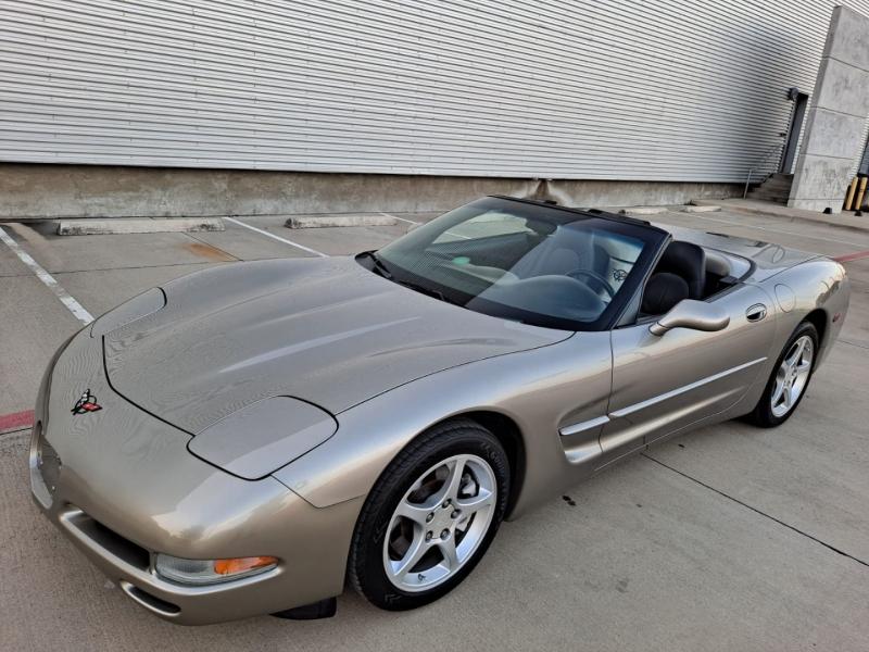 Chevrolet Corvette 2002 price $21,999 Cash