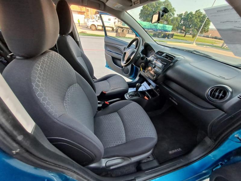 Mitsubishi Mirage 2015 price $6,999 Cash
