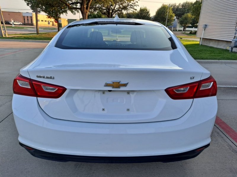 Chevrolet Malibu 2018 price $13,999 Cash